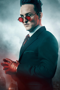 Robin Lord Taylor As Oswald Cobblepot In Gotham Season 5