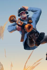 Rocket Jump 4k