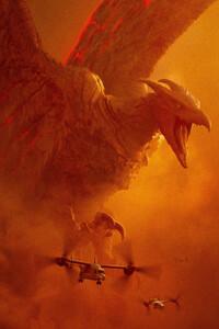 Rodan Godzilla King Of The Monsters