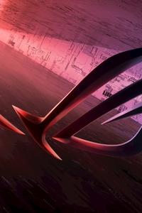 Rog Logo 2020 4k