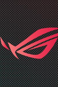 Rog New Logo 4k