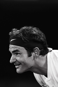 1440x2960 Roger Federer 5k
