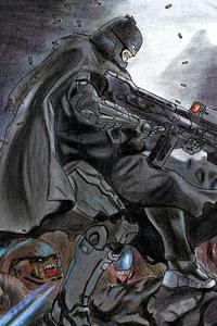 Rogue Batman