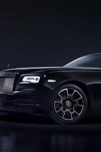 Rolls Royce Black 2017