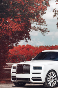 Rolls Royce Cullinan 8k