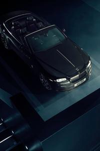 Rolls Royce Dawn Black Badge 4k