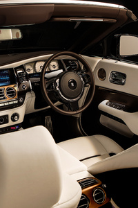 Rolls Royce Dawn Inspired By Music 2018 Interior