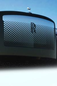 1080x2160 Rolls Royce Exterion Concept Front Bonnet