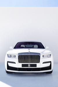 1125x2436 Rolls Royce Ghost 2020