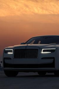 750x1334 Rolls Royce Ghost 5k