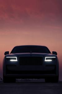 240x320 Rolls Royce Ghost