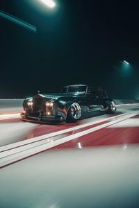 Rolls Royce M25 4k