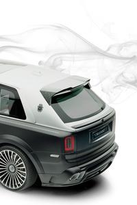 Rolls Royce Mansory Billionaire 2019 Rear