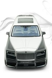 Rolls Royce Mansory Billionaire 2019