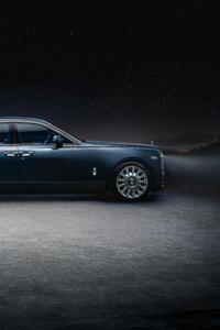 1440x2960 Rolls Royce Phantom EWB Tempus Collection 2021 10k