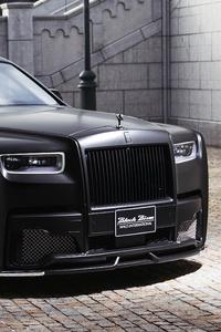 Rolls Royce Phantom Sports Line Black Bison Edition 2019 4k
