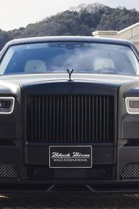 800x1280 Rolls Royce Phantom Sports Line Black Bison Edition 2019