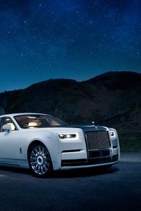 1080x2280 Rolls Royce Phantom Tranquillity 2019 8k