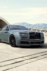 Rolls Royce Wraith 4k