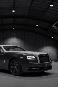 Rolls Royce Wraith Eagle VIII 2019 4k