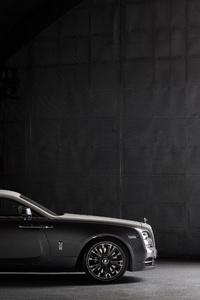 Rolls Royce Wraith Eagle VIII 2019