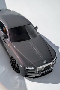 Rolls Royce Wraith Luminary Collection 2018 4k