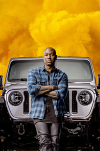 240x320 Roman Pearce In Fast And Furious 9 2020 Movie