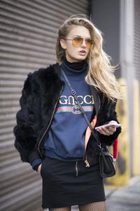Romee Strijd Gucci