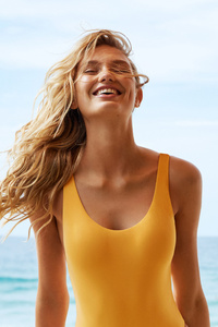 Romee Strijd Seafolly Summer 2019