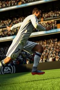 540x960 Ronaldo Fifa 18 5k
