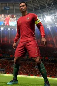 540x960 Ronaldo Fifa 18 8k