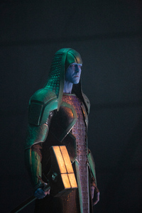 Ronan Captain Marvel Movie 4k