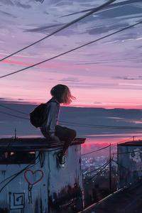 240x320 Roofline Girl