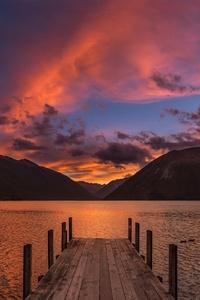Rotoiti Lake New Zealand