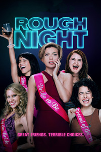 Rough Night Scarlett Johansson 8k