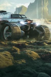 1242x2688 Rover Digital Art