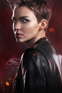 1125x2436 Ruby Rose As Batwoman 20194k