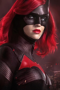 480x854 Ruby Rose Batwoman 2019 4k
