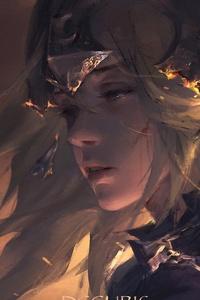 Ruler Fate Grand Order Girl