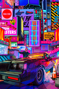 480x854 Run The Jewels No Save Point Cyberpunk 2077 5k