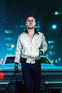 1080x2160 Ryan Gosling Drive Movie