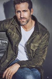 1125x2436 Ryan Reynolds 4k 2019