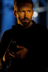 320x480 Ryan Reynolds 6 Underground Movie 5k