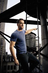 Ryan Reynolds In Mens Health