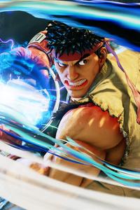 Ryu Street Fighter V 4k