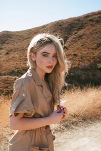 2160x3840 Sabrina Carpenter Interview Magazine 2021