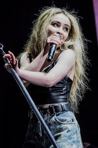 Sabrina Carpenter Performance Stage