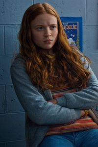 Sadie Sink As Max Stranger Things Season 2