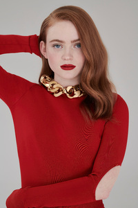 480x854 Sadie Sink Givenchy Beauty Campaign 5k