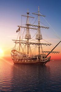 Sailboat 8k